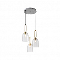 Подвесной светильник LED7 Future Lighting Innerspace - Gold Bell