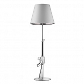 Торшер Flos Lounge Gun chrome