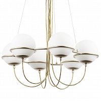 Люстра Melissa Chandelier Champagne 6