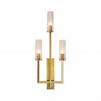 Бра LED7 Future Lighting Loft Industry Modern - Gold Art Wall