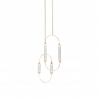 Светильник подвесной LED7 Future Lighting Giopato & Coombes - Cirque 4 Small 1 - 3D