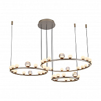 Светильник подвесной LED7 Future Lighting Loft Industry Modern - Magic Balls Chandelier