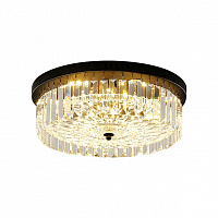 Потолочный светильник, Люстра LED7 Future Lighting Loft Industry Modern - Top Odeon Queen Chandelier