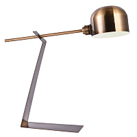 Рабочая лампа Brass Loft Table Lamp II Loft Concept 43.415