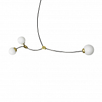 Люстра подвесная LED7 Future Lighting CTO Lighting - Ivy Horizontal