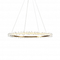 Люстра подвесная LED7 Future Lighting Loft Industry Modern - Crystal Ring2