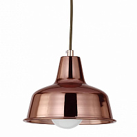 Подвесной светильник Copperman Pendant #2 Loft Concept 40.1087.MT.BL.T1B