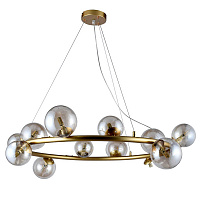 Люстра Berries Chandelier Amber D90