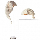 LTDT-C-0920 Dragons Tail Table Lamp (абажур) (Cream)