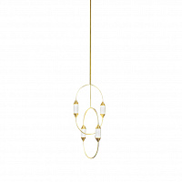Светильник подвесной LED7 Future Lighting Giopato & Coombes - Cirque Chandelier 5 Small 1