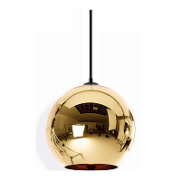 Copper Bronze Shade by Tom Dixon D45 светильник TD21029