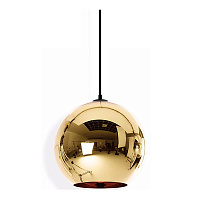 Copper Bronze Shade by Tom Dixon D40 светильник TD21028