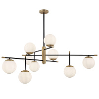Светильник Spike Nine Balls Hanging Lamp