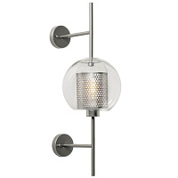 Бра Perforation Wall Lamp Nickel 58