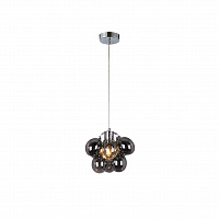Люстра подвесная LED7 Future Lighting Innerspace - Bubbles Black Chandelier