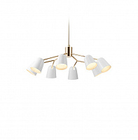 Подвесной светильник LED7 Future Lighting Loft Industry Modern - Norwa Chandelier