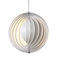 Подвесной светильник Led Pendant Rotates Space Ball Metal 40.964 Loft-Concept