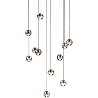 Люстра Bocci 14.11 Square Pendant Chandelier by Omer Arbel BC20204