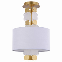 Потолочный светильник Jacopo Mosaic Ceiling Light One 48.194-1 Loft-Concept