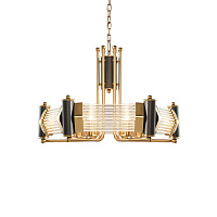 Подвесная люстра Glass Tube Chandelier -Bakalowits & Sohne Chandelier 1 Row