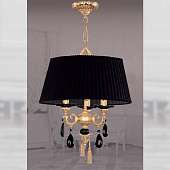 Люстра Riperlamp 372E 03 AQ BLACK