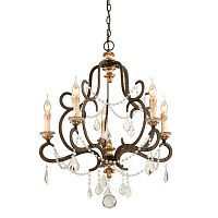 Люстра Loft Vintage Hanging Splash Candle RH21650