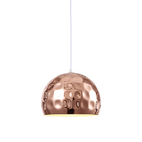 Подвесной светильник Delight Collection Dome KM0449P-1 copper