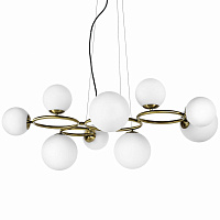 Люстра Bubbles on 4 Rings Chandelier