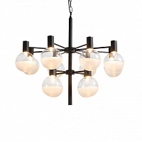 Люстра подвесная LED7 Future Lighting Loft Industry Modern - Bubbles Down Chandelier