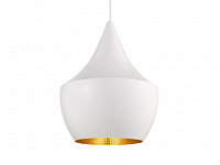 Светильник Beat Light Fat by Tom Dixon White TD20986