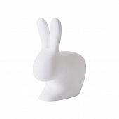 Стул Delight Collection Qeeboo Rabbit White 90002WH