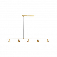 Светильник подвесной LED7 Future Lighting Loft Industry Modern - Brass Belly Line