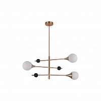 Светильник подвесной LED7 Future Lighting Loft Industry Modern - 2Balls Arrow Chandelier