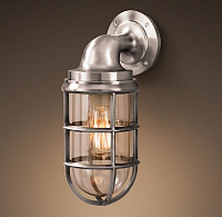 Бра RH STARBOARD wall lamp Nickel Loft Concept 44.316