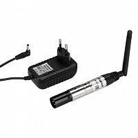 Усилитель CT-DMX-2.4G-V2 (5V, RF, XLR Male) Arlight 022934