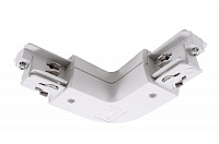 Соединитель Deko-Light corner connector 90° square with power supply option outside 555671