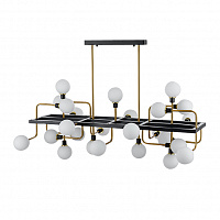 Люстра подвесная LED7 Future Lighting Tech lighting - Viaggio Linear Chandelier