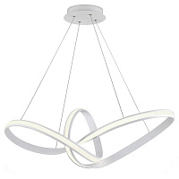 Люстра Mobius Strip White Chandelier